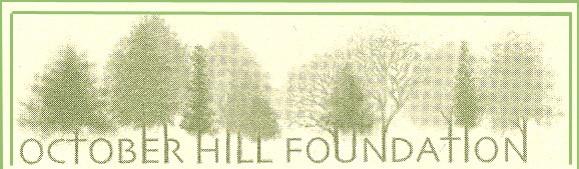 October Hill Foundation